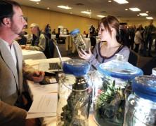 Mit dem Einsatz von medizinischem Cannabis zufrieden