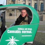 Hanf-Diskussion in Deutschland