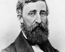 Henry David Thoreau: Walden (Zitat)