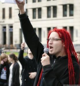Steffen Geyer am Hanftag