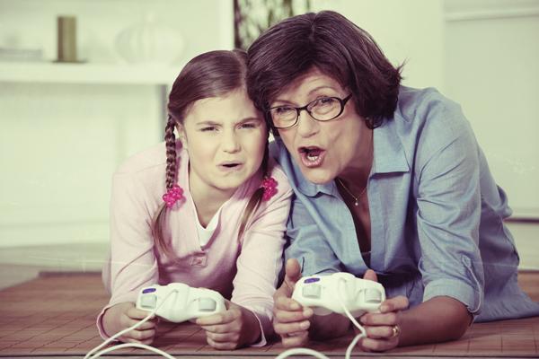 Kiffende Eltern