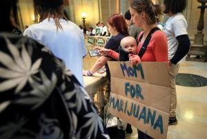 Mom for Marijuana