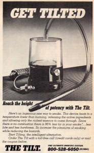 Get tilted! - Tilt Vaporizer