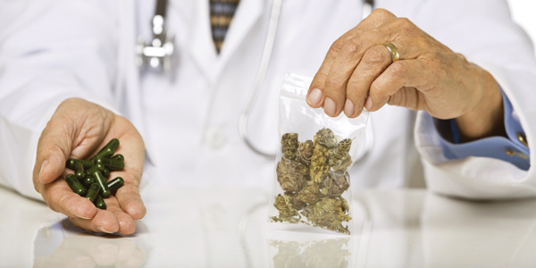 Medizin: Cannabis oder Tabletten?