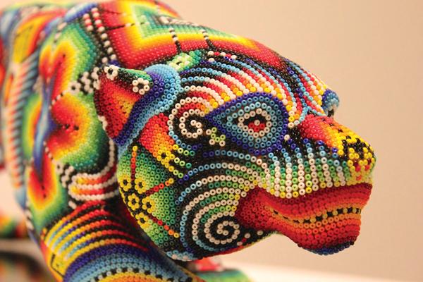 Huichol - Der mexikanische Peyote-Glauben
