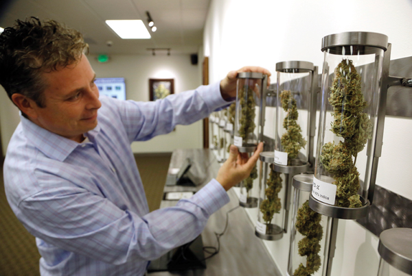 Shango Premium Cannabis Dispensary (Portland, Oregon)