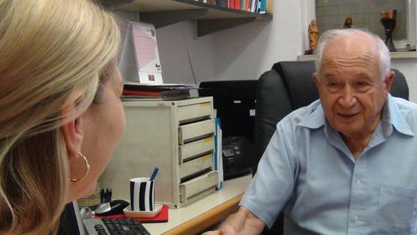 Professor Dr. Raphael Mechoulam
