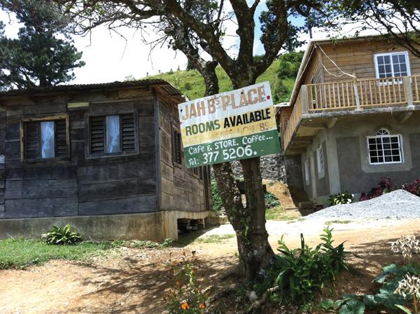 Jah B's Place