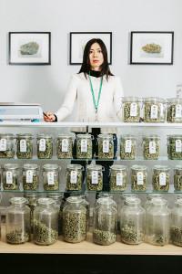Cannabissorten für medizinische Zwecke