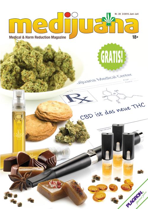 Medijuana - Neue Ausgabe