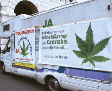 Cannabis-Messe in Deutschland