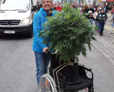 19. September: Cannabis Social March in Wien