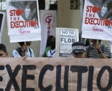 Hinrichtung auf indonesische Art