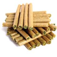 Abhängig vom Tabak, nicht vom Gras