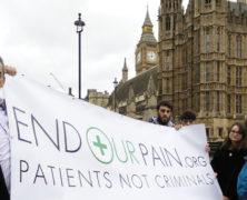 Medical im britischen Parlament