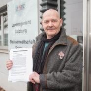 Festnahme: Obmann des CSC Salzburg Wilhelm Wallner