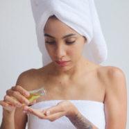 Hanfsamenöl zur Pflege von Haut und Haaren