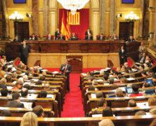 Katalanische Legalisierung schreitet voran