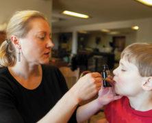 CBD-Behandlung von Gehirntumoren bei Kindern