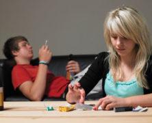 Graskonsum bei Jugendlichen auf dem Tiefpunkt