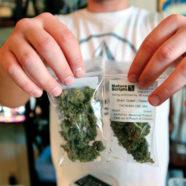 Marihuanakauf war das erste Geschäft im Internet