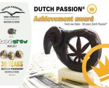 Erfolg beim Dutch Passion Cannabis Cup