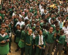 Jahresrückblick Projekt Afrika