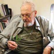 Sicherer Cannabisgebrauch im Alter