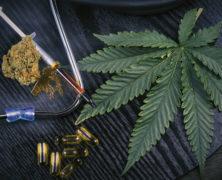 Cannabiskonzentrate: Auf das richtige THC-CBD-Verhältnis kommt es an