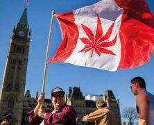 Kanada vor der Legalisierung
