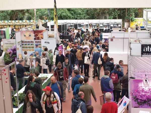 Cultiva – die österreichische Hanfmesse mit angeschlossenem Kongress