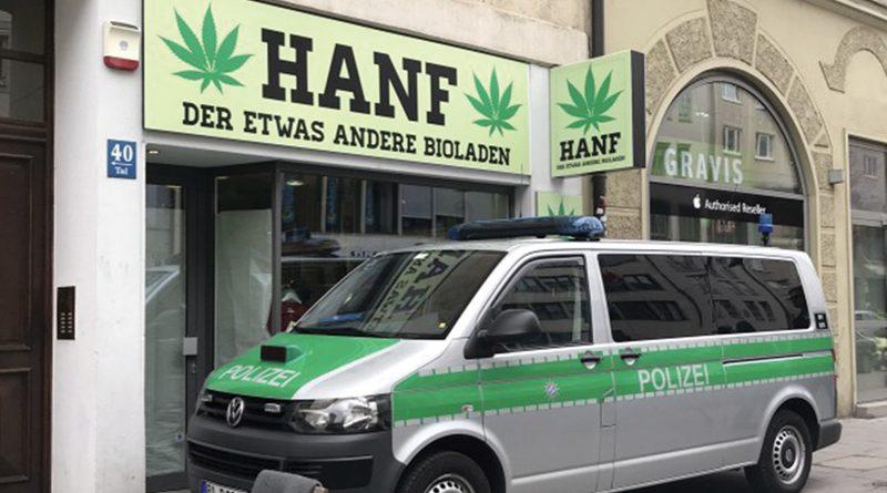 Polizeiaktion in München