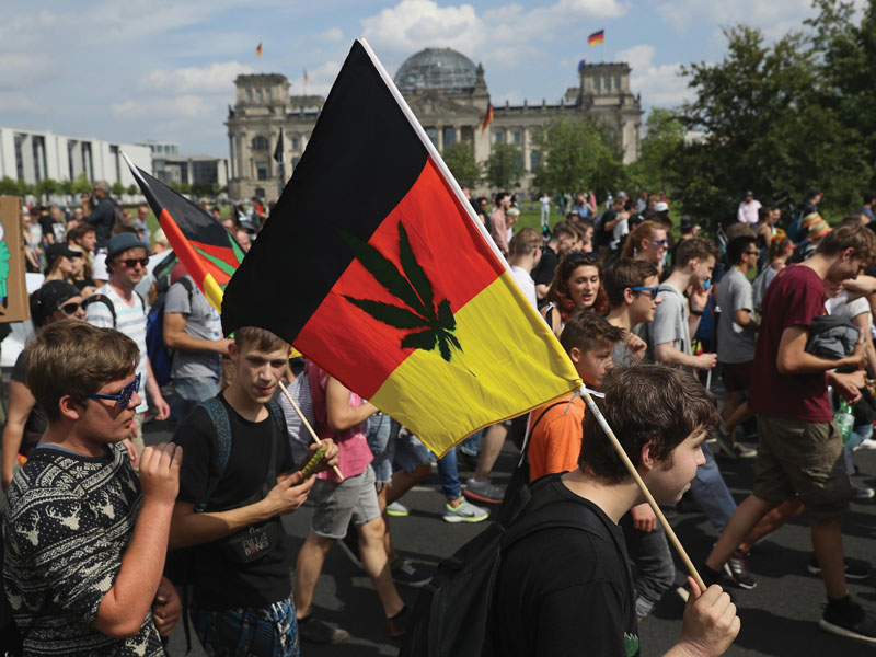 Weed Berlin