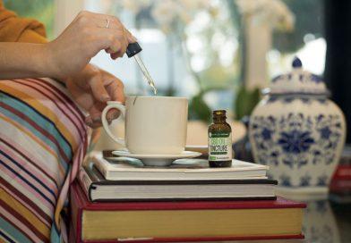Wie man CBD-Öl im Tee genießt